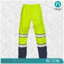 NT13916 3M阻燃防静电雨裤