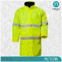 NG13605-L 反光雨衣加长款